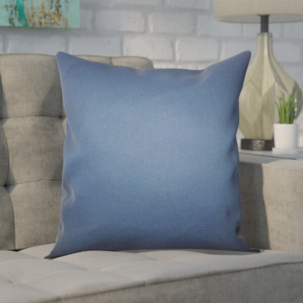 Portsmouth 100% Cotton Throw Pillow by Wrought Studio